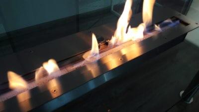 Semineu bioetanol incorporabil Bio Burn CRM 110